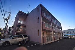 大阪府柏原市国分市場2丁目の賃貸マンションの外観