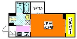 アンギン・ルマ 207号室[2階]の間取り