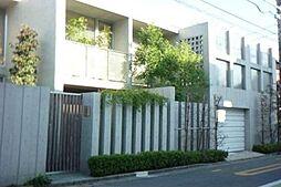 東京都国分寺市東元町2丁目の賃貸マンションの外観