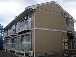 プレジール三宅 C[2階]の外観