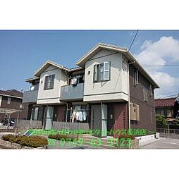 滋賀県長浜市三和町の賃貸アパートの外観