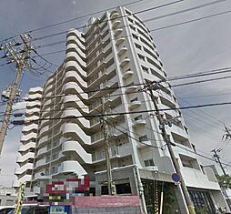 ユニハイム東灘[13階]の外観