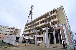 埼玉県さいたま市西区宮前町の賃貸マンションの外観