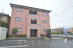 広島県安芸郡熊野町萩原9丁目の賃貸アパートの外観