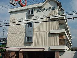大阪府貝塚市堀1丁目の賃貸マンションの外観