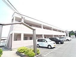 兵庫県姫路市飾磨区加茂東の賃貸アパートの外観