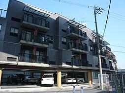 大阪府茨木市若草町の賃貸マンションの外観