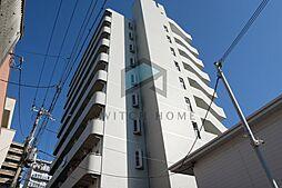 大阪府大阪市東成区大今里南5の賃貸マンションの外観
