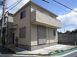 [一戸建] 大阪府堺市中区深井沢町 の賃貸【/】の外観