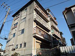 大谷口コーポ[4階]の外観