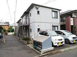 埼玉県さいたま市中央区大戸3丁目の賃貸アパートの外観