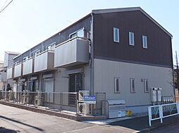 京王線 飛田給駅 徒歩5分の賃貸アパート