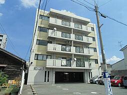 福岡県北九州市戸畑区天神2丁目の賃貸マンションの外観