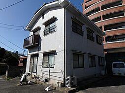 福岡県北九州市小倉北区下富野3丁目の賃貸アパートの外観