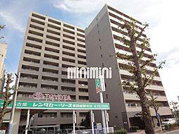 カーサビアンカ東岡崎[11階]の外観