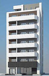 ハーモニーレジデンス東京イースト[5階]の外観