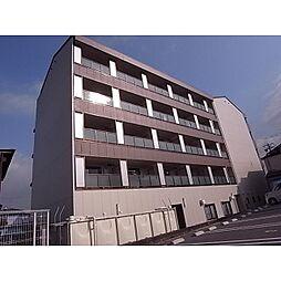 奈良県桜井市阿部の賃貸マンションの外観