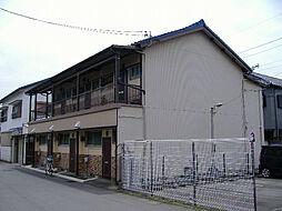 三重県伊勢市船江1丁目の賃貸アパートの外観