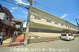 大阪府枚方市船橋本町2丁目の賃貸マンションの外観