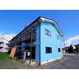 コーポ稲田[2階]の外観