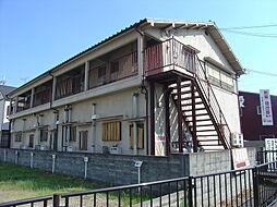 トミーハイツ1[2階]の外観