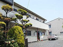 金子コーポ 202[2階]の外観
