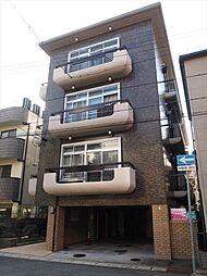 マンション富士[4階]の外観