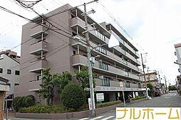 大阪府大阪市平野区瓜破西3丁目の賃貸マンションの外観