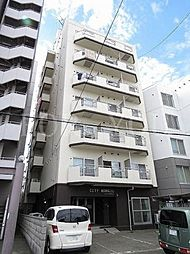 シティ本郷34[7階]の外観