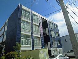 ラフォーレ山鼻[4階]の外観