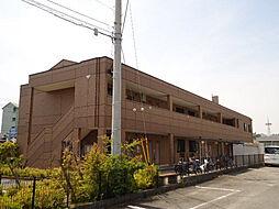 兵庫県姫路市東延末の賃貸アパートの外観