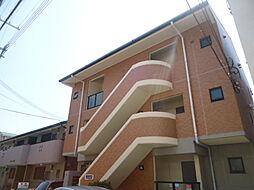 兵庫県神戸市兵庫区大井通2丁目の賃貸マンションの外観