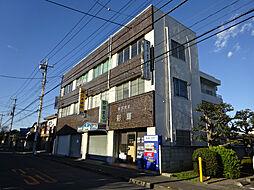 岡村ビル[3階]の外観