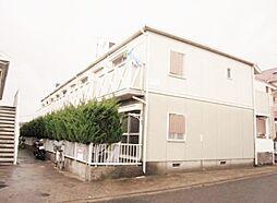 千葉県柏市東中新宿3丁目の賃貸マンションの外観