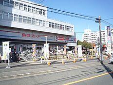 東武ストア大森店:徒歩7分