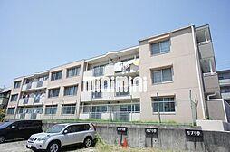 マンション富士[3階]の外観