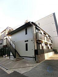 ラ・メール栄[2階]の外観