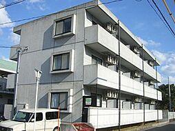 フレンチェスデン[3階]の外観