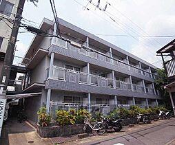 京都府京都市右京区西京極提下町の賃貸マンションの外観