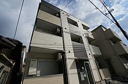 大阪府大阪市西淀川区姫里3丁目の賃貸アパートの外観