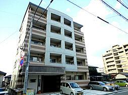 福岡県北九州市門司区社ノ木1丁目の賃貸マンションの外観