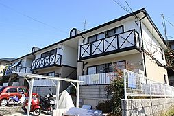 広島県広島市東区中山上2丁目の賃貸アパートの外観