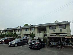 鹿児島県鹿児島市清和4丁目の賃貸アパートの外観
