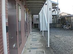 レオパレス浅間台[101号室]の外観