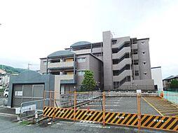大阪府高槻市安満中の町の賃貸マンションの外観