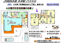 木津駅 4,280万円
