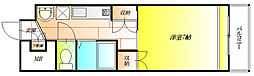 サンライフ桜[2階]の間取り
