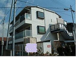 兵庫県高砂市荒井町扇町の賃貸アパートの外観