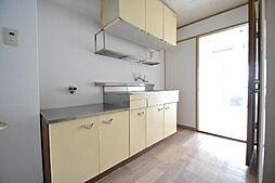 ドルフ千代田のキッチン