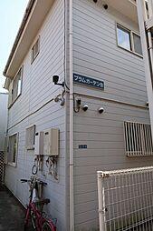 プラムガーデンB[203号室]の外観